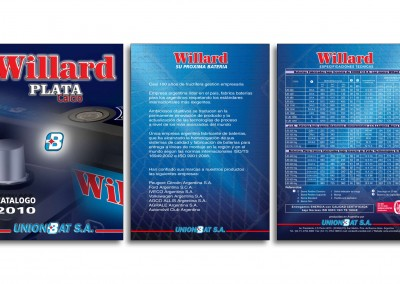 Catalogo-Willard-2009